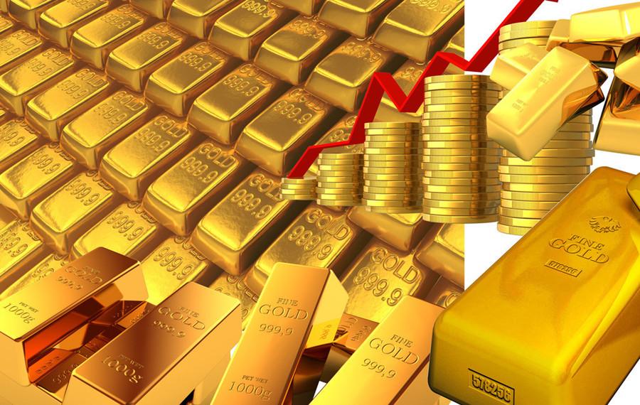 百利好:美债收益率大涨 黄金原油齐跌