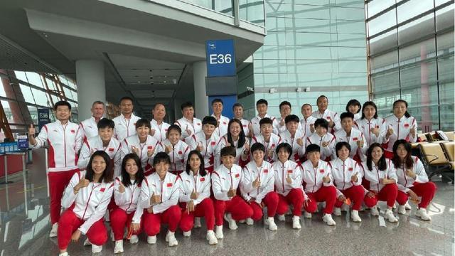 东京奥运开始了,今日中国女足打响中国队东京奥运第一枪