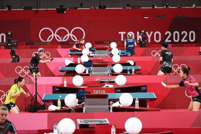东京奥运会乒乓球抽签结果新鲜出炉,奥运会乒乓球观赛指南!(收藏)