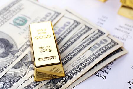 百利好:美国通胀短期回落 黄金价格较为坚挺