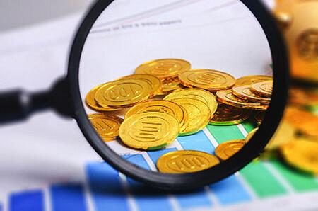黄金价格走势图怎么看?